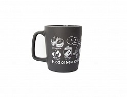 New York City Foodie Mug