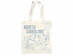 North Carolina Grocery Tote
