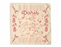 Paris Bandana - Natural