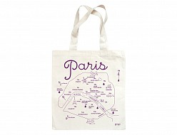 Paris Grocery Tote
