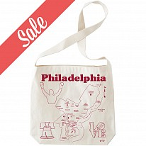 Philadelphia Hobo Tote - SALE