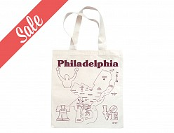 Philadelphia Grocery Tote - SALE