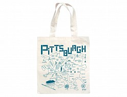 Pittsburgh Grocery Tote
