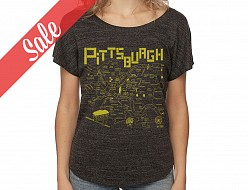 Pittsburgh Women's Tee - SALE