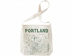 Portland Natural Hobo Tote