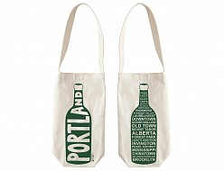 Portland Single Wine Tote
