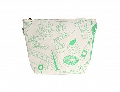 Portland Makeup Pouch - Natural