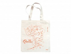 Queens Grocery Tote