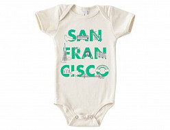 San Francisco FONT One-Piece