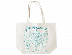 San Francisco Beach Tote