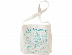 San Francisco Natural Hobo Tote