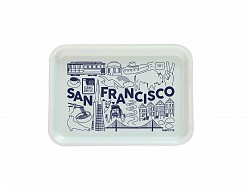 San Francisco Small Tray