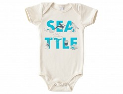 Seattle FONT One-Piece