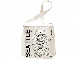 Seattle Natural Hobo Tote