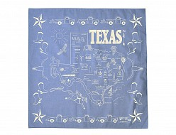 Texas Bandana - Chambray