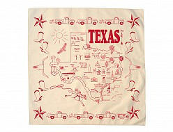 Texas Bandana - Natural