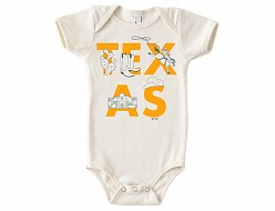 Texas FONT One-Piece
