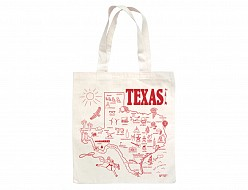 Texas Grocery Tote