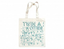 Twin Cities Grocery Tote