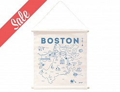 Boston Wall Hanging - Sale