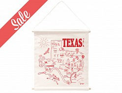 Texas Wall Hanging - Sale