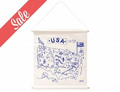 USA Wall Hanging - Sale