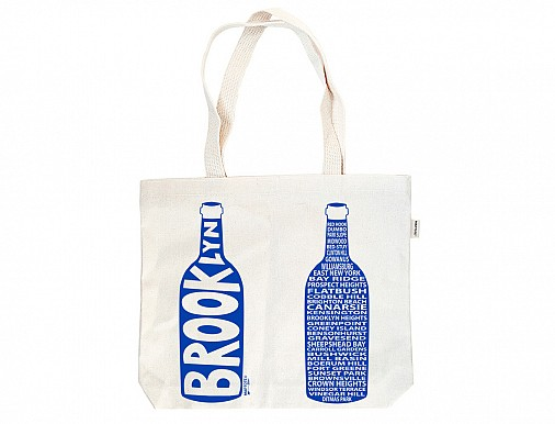 Brooklyn Double Wine Tote
