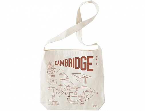 Cambridge Natural Hobo Tote