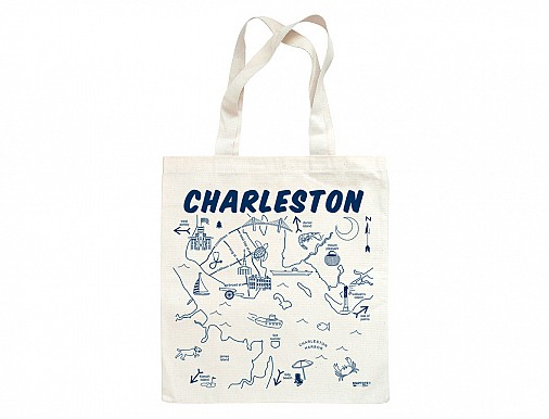 Charleston Grocery Tote