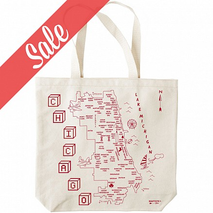 Chicago Organic Tote