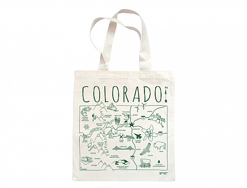 Colorado Grocery Tote
