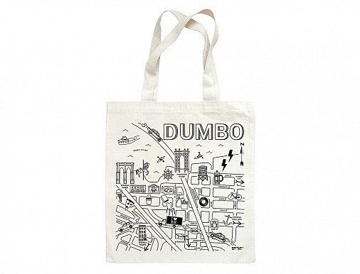 DUMBO Grocery Tote