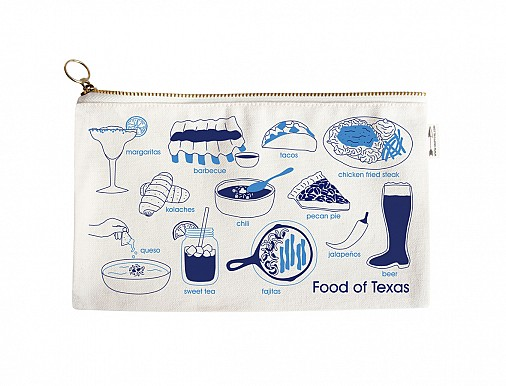 Texas Slim Foodie Pouch Natural
