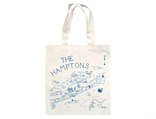 Hamptons Grocery Tote