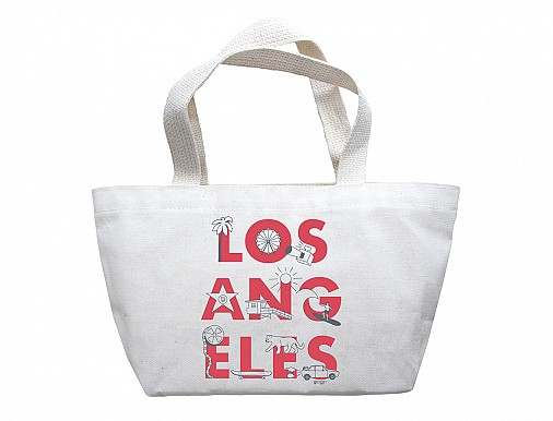 Los Angeles FONT Mini Tote