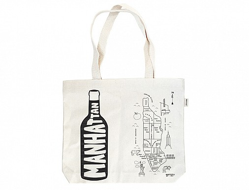Manhattan Double Wine Tote