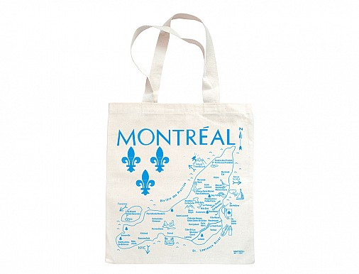 Montreal Grocery Tote