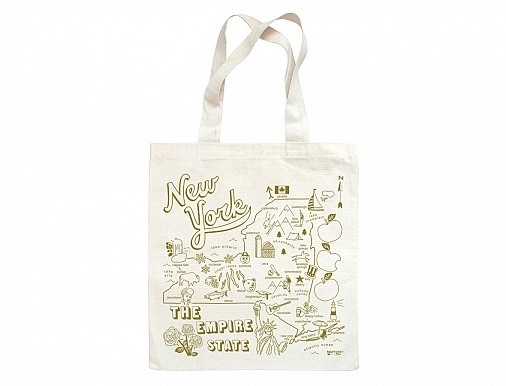 New York State Grocery Tote