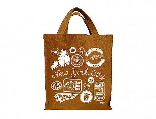 New York City Shopper Tote