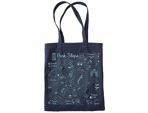 Park Slope Denim Tote