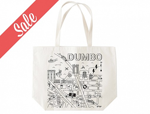 DUMBO Beach Tote - SALE