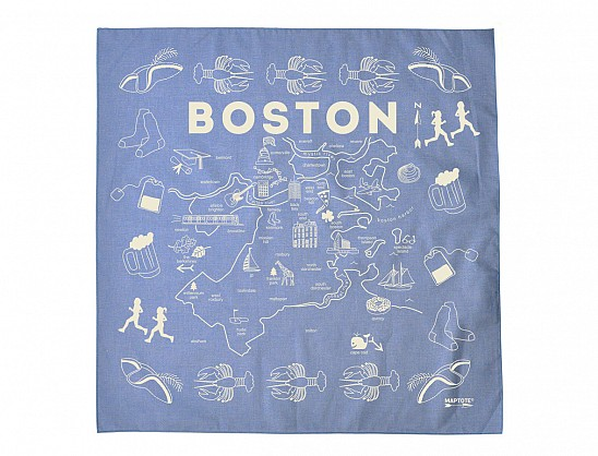 Boston Bandana - Chambray
