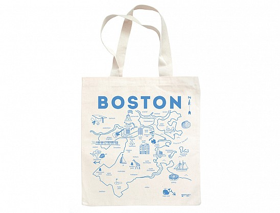 Boston Grocery Tote