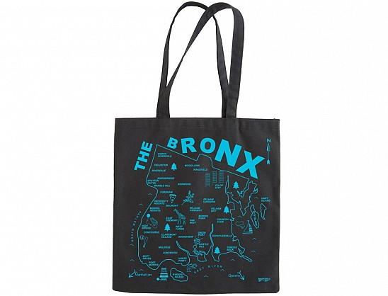 Bronx Black Everyday Tote