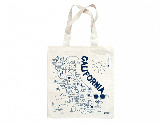 Maptote California Grocery Tote