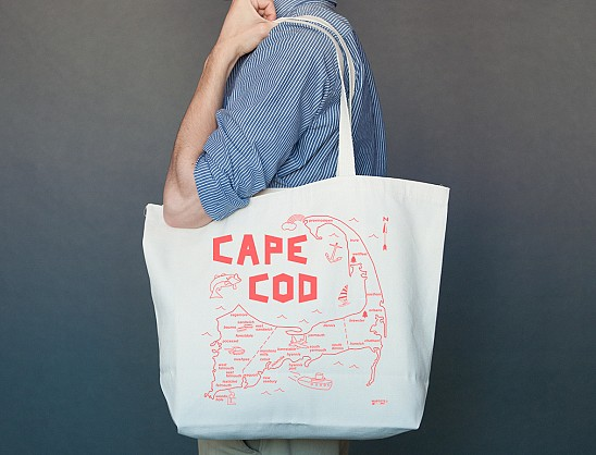 bb0e6c64f25f Cape Cod Beach Tote