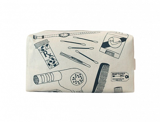 Natural Dopp Kit