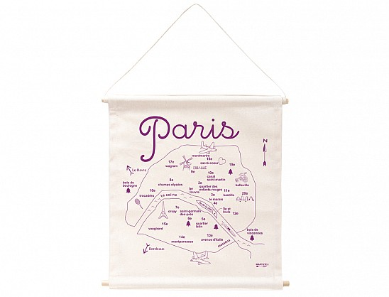 Paris Wall Hanging