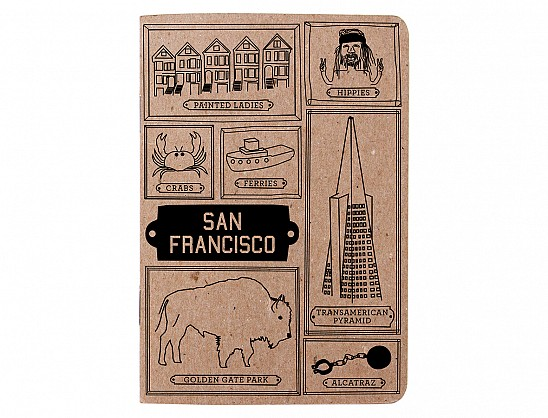 San Francisco Frames Booklet