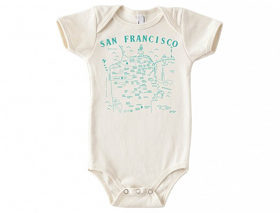 San Francisco One-Piece